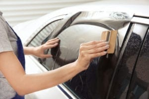 consider vehicle window tinting for your car